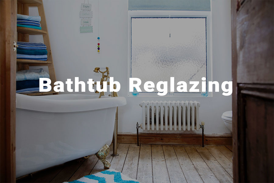 Click to find out more about bathtub reglazing/refinishing